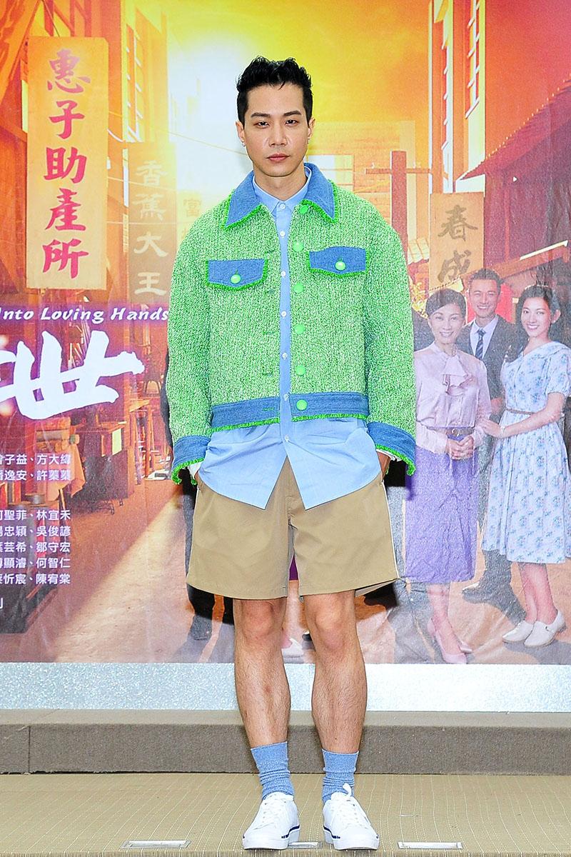 《生生世世》演員薛仕凌。