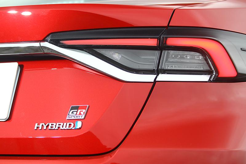 位屬GR車系中第三級的「GR Sport」,為的是讓市售車款擁有更熱血動感的魅力。