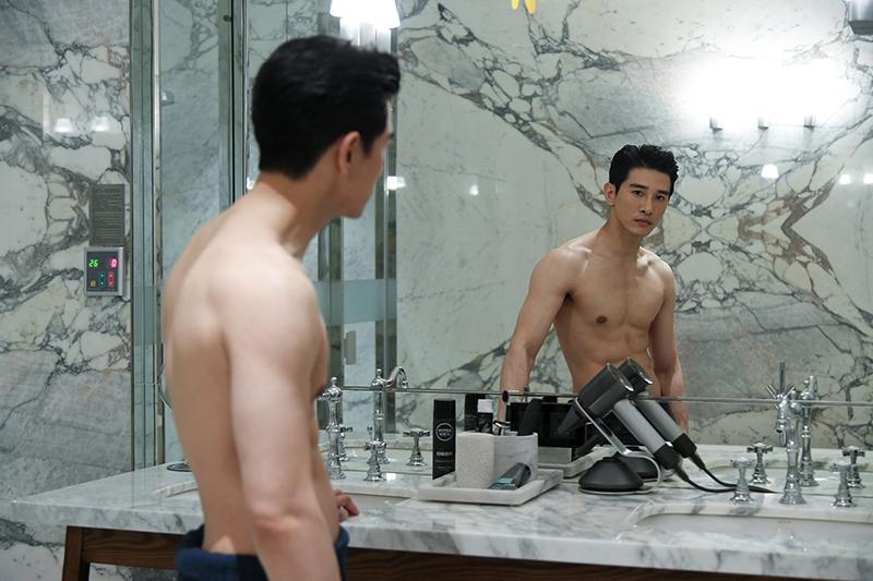 張立昂《浪漫輸給你》爽開跑車、穿華服,為洗澡戲瘦身4公斤