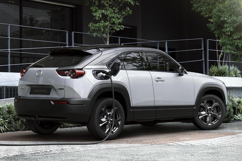 品牌首款電動車MX-30也於日前開始進行生產。