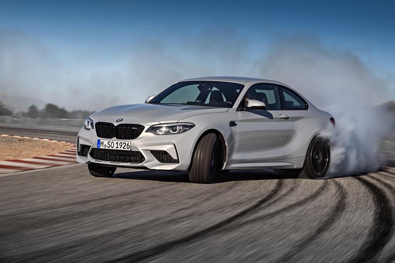 新世代M2不僅會換上新引擎,且還會保有後輪驅動設定。