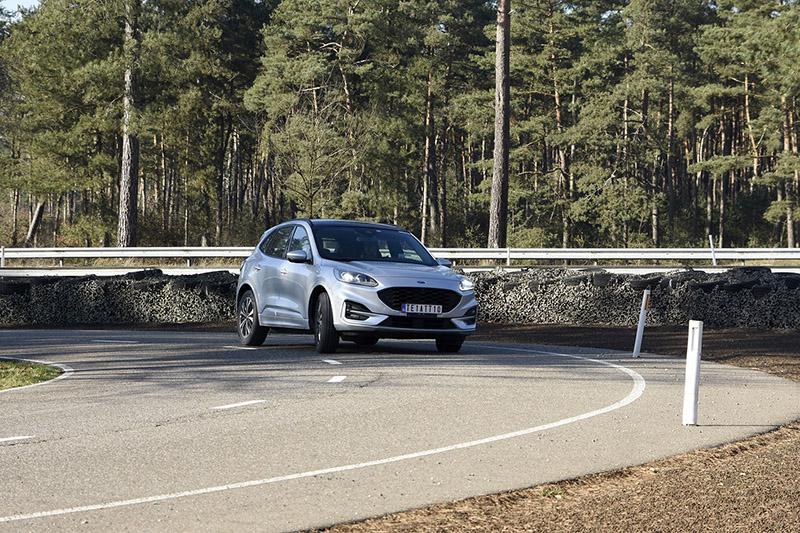 比利時的「Lommel車輛研究測試中心」是歐洲Ford最具指標性的測試場域,更是Ford調校操控的秘密基地。