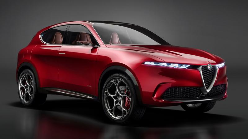 Alfa Romeo於2021年將帶來全新CUV。