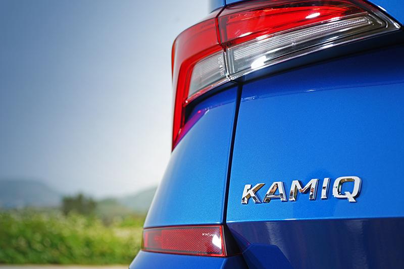 差不多的規格,Kamiq究竟能炒出什麼不同的佳餚?
