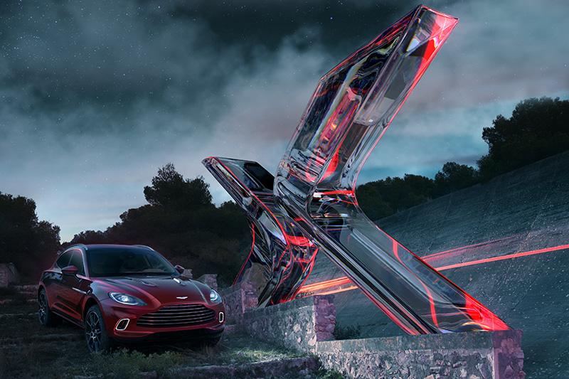 DBX替Aston Martin創造良好成績,因此要趁熱推出更多車型。