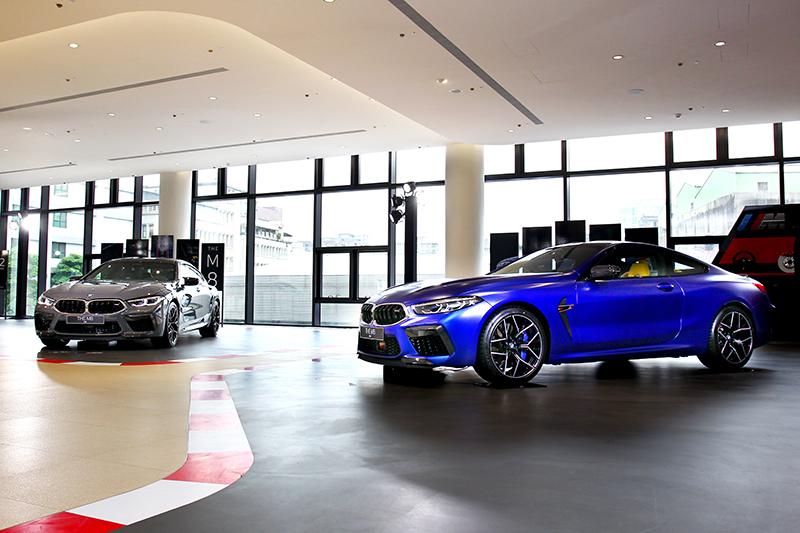 不管是M8還是M8 Gran Coupe都會讓人想擁有。