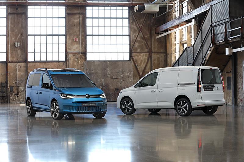 Ford也將以已經發表的新一代Volkswagen Caddy之平台開發同級距輕商用車〈全新Transit Connect〉。
