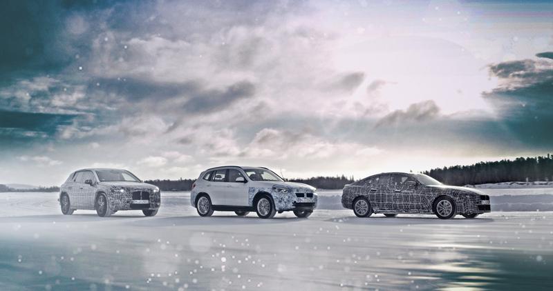 純電車型iX3、i4等也將陸續登場。