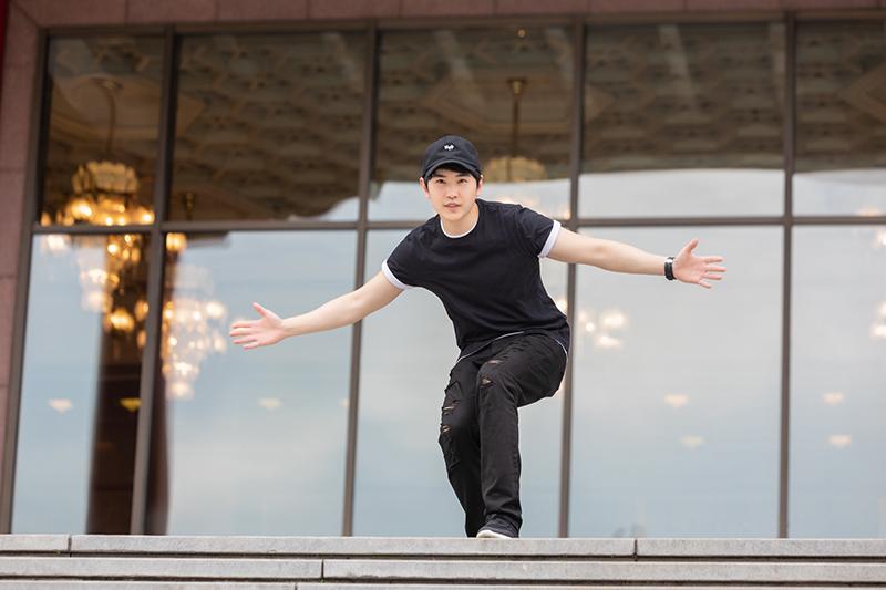 「Energy」團長葉乃文(牛奶)擔任「2020捷運盃街舞大賽」製作顧問團總召。