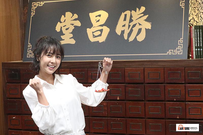 《羅雀高飛》演員林艾璇(大元)脹氣毛病困擾已久,醫師說是因為工作上的情緒壓力所造成。