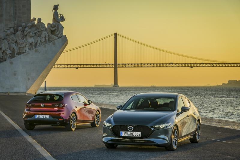 於2019年就有消息傳出Mazda 3會推出渦輪版本。