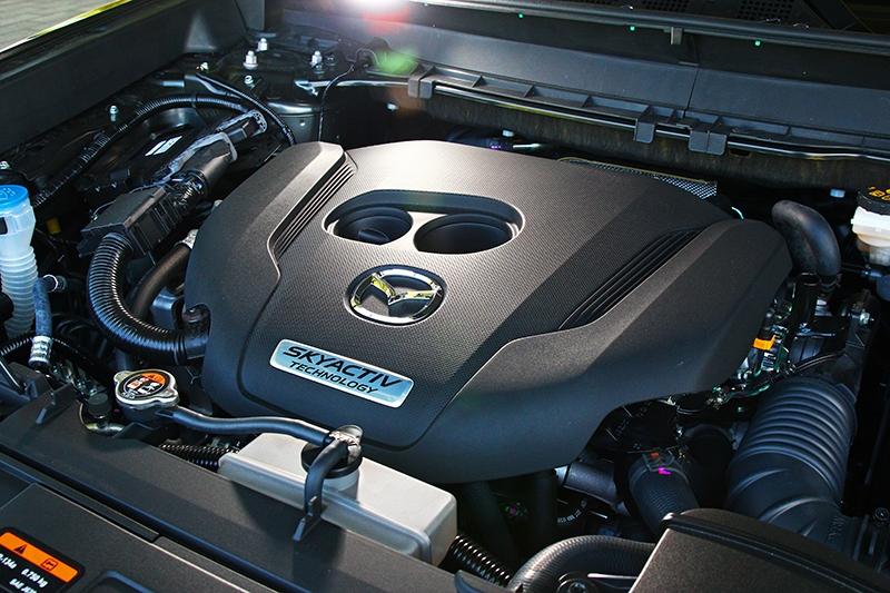 Mazda 3渦輪車型會搭載具有230hp/42.8kgm動力的2.5升渦輪引擎。