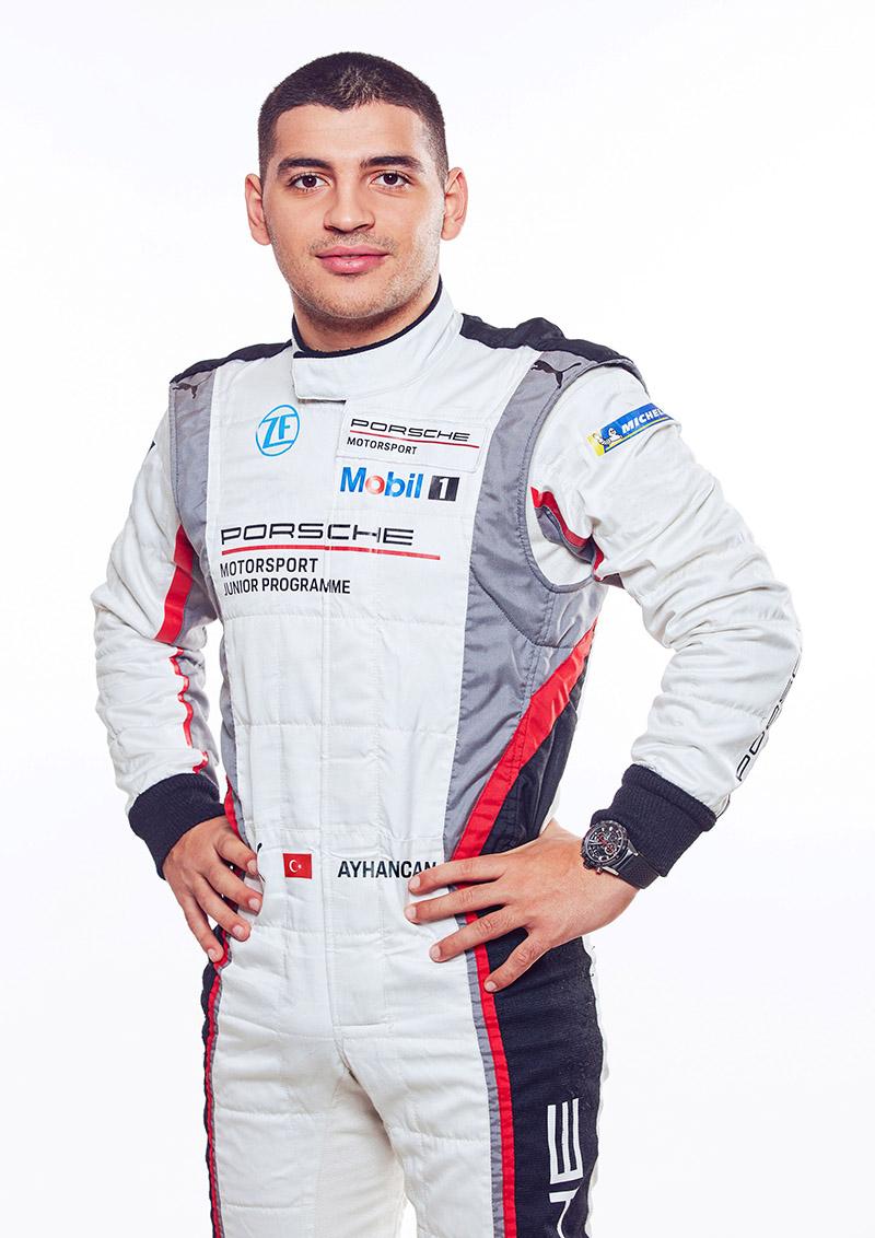 2020年是Ayhancan Güven成為保時捷青年賽車手後首度參戰的賽季,他表示:「儘管我很享受參與線上虛擬賽事,但現在我更期待親身駕駛保時捷馳騁於實體賽道。」
