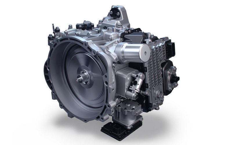 變速系統也搭載效率更出色的八速自手排。