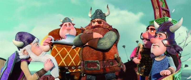 風靡卡通《北海小英雄》暑假再登大銀幕