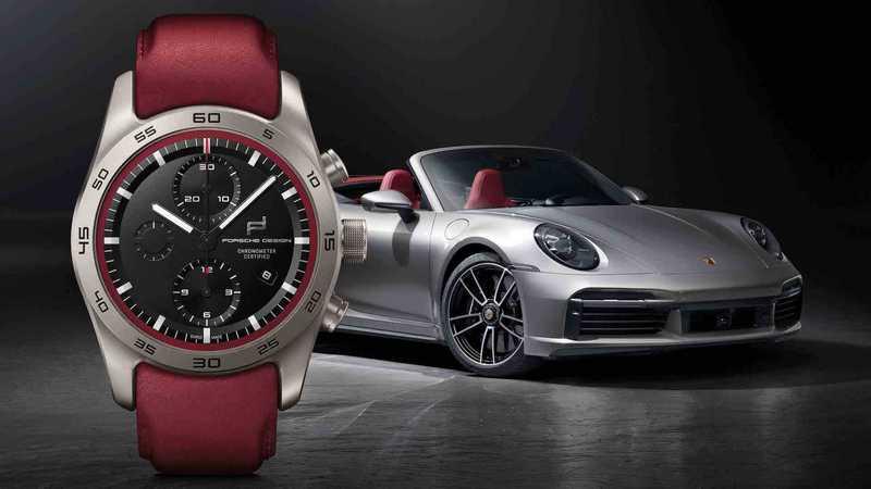 透過客製可以讓手錶與自身車輛擁有相同配色風格。