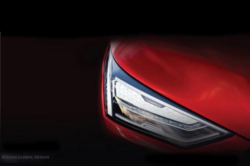Nissan Magnite概念車防刮飾板展現出強烈休旅氣息。