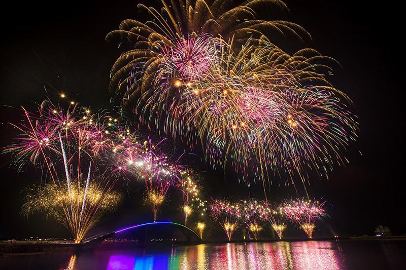 一年一度的澎湖國際海上花火節至2020年9月3日,澎湖成為國人離島旅遊首選,山富旅遊保證有機位有房間每天固定出發。