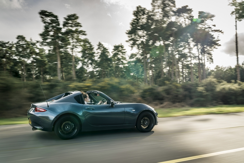MX-5在Auto Trader評選活動中獲得超過18萬名消費者肯定。
