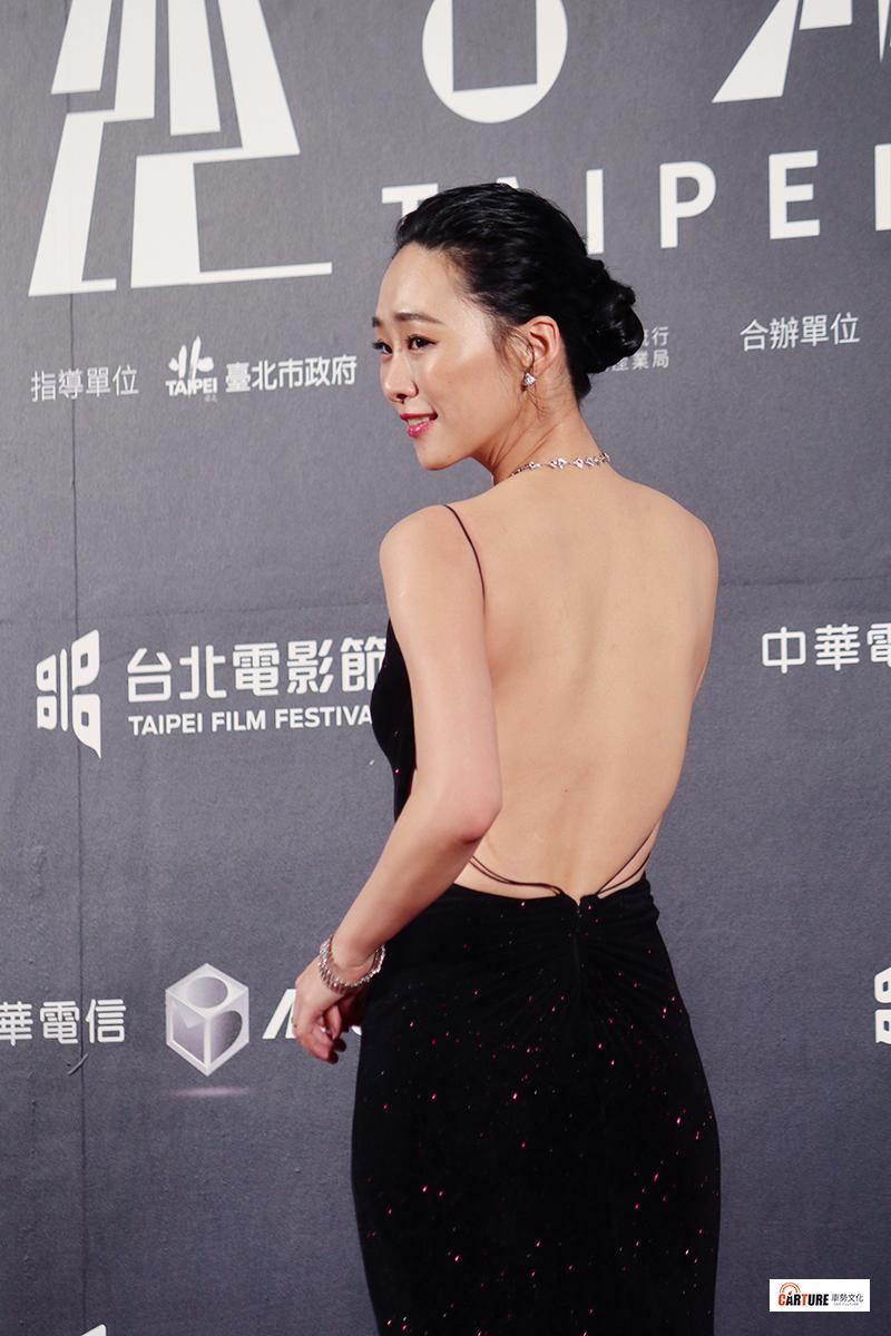 吳可熙出席2020台北電影節。
