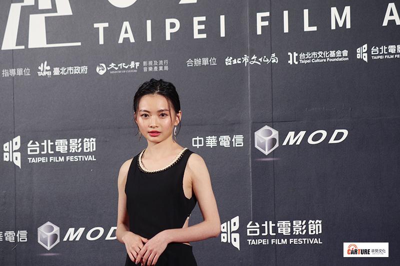 詹宛儒出席2020台北電影節。