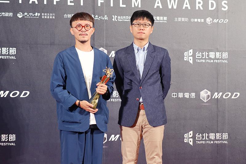 最佳視覺效果獎  郭憲聰、再現影像製作有限公司│《返校》