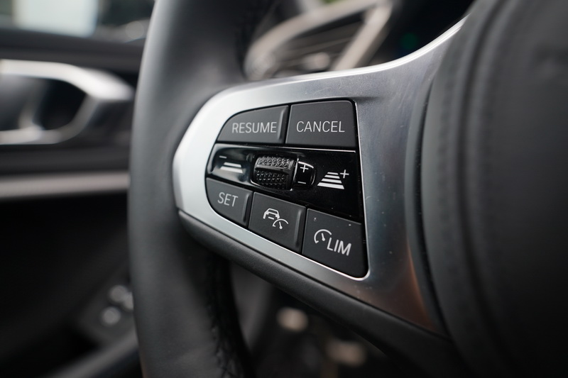 218i Gran Coupe搭載有BMW Personal CoPilot智慧駕駛輔助科技,幾乎市場主流的安全科技皆一應俱全