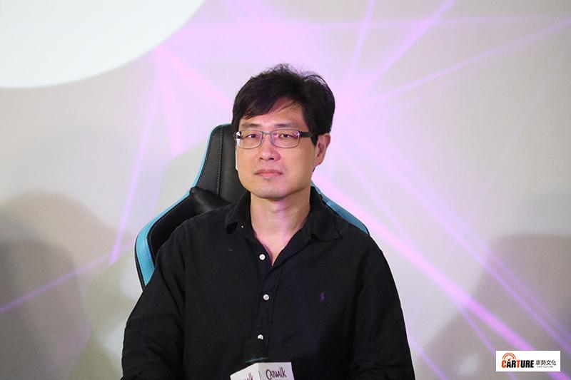 大宇資訊總經理蔡明宏。
