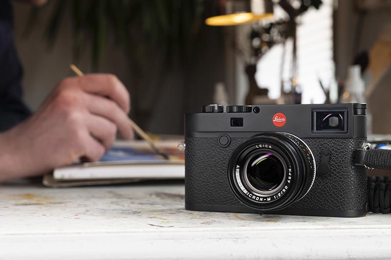 徠卡傳奇旁軸相機M10-R,提供4000萬像素新境界