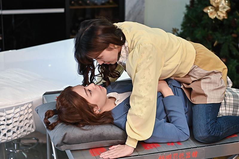 宋芸樺、蔡瑞雪吻戲超難演,還稱這場戲是「動作片等級」。