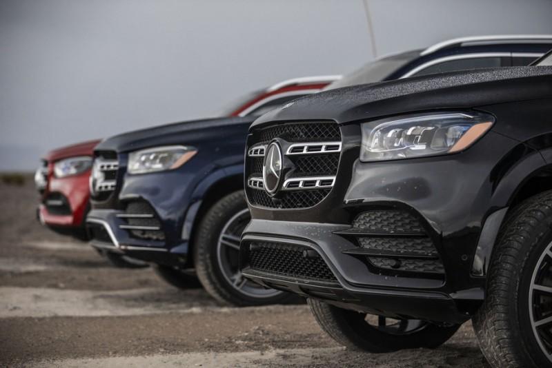 因SUV大受歡迎,Mercedes-Benz在美國阿拉巴馬州,以及於墨西哥Aguascalientes的兩座工廠產能全數集中生產SUV產品。