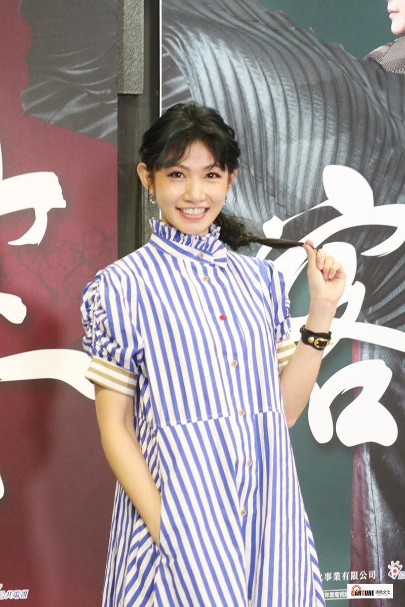 《孟婆客棧》主要演員李千那。
