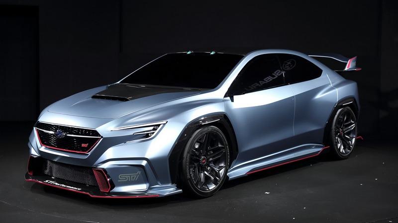 有消息指出新世代WRX STI將會搭載2.4升渦輪引擎擁有400匹馬力。