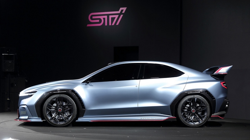 Subaru計畫2020年會讓WRX登場。
