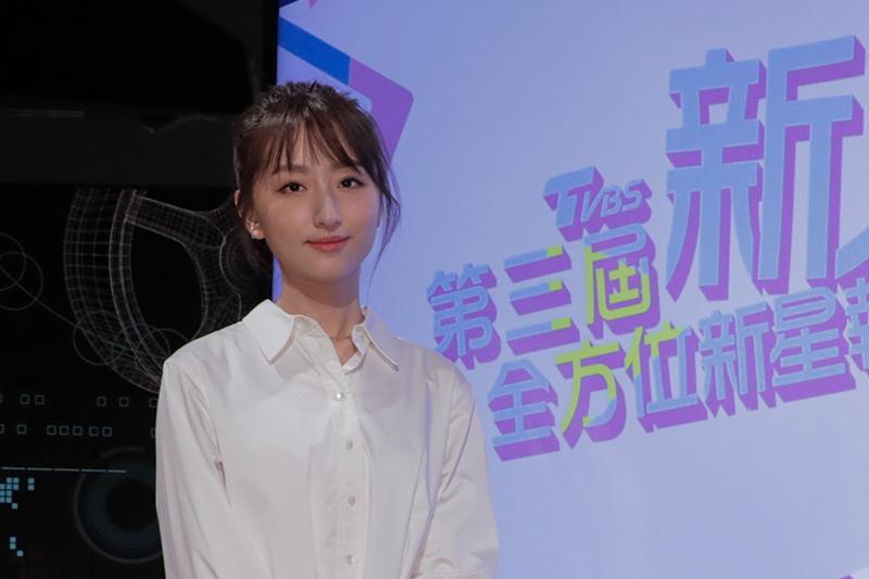 柯佳嬿擔任TVBS第三屆新人營「全方位新星報到」講師。