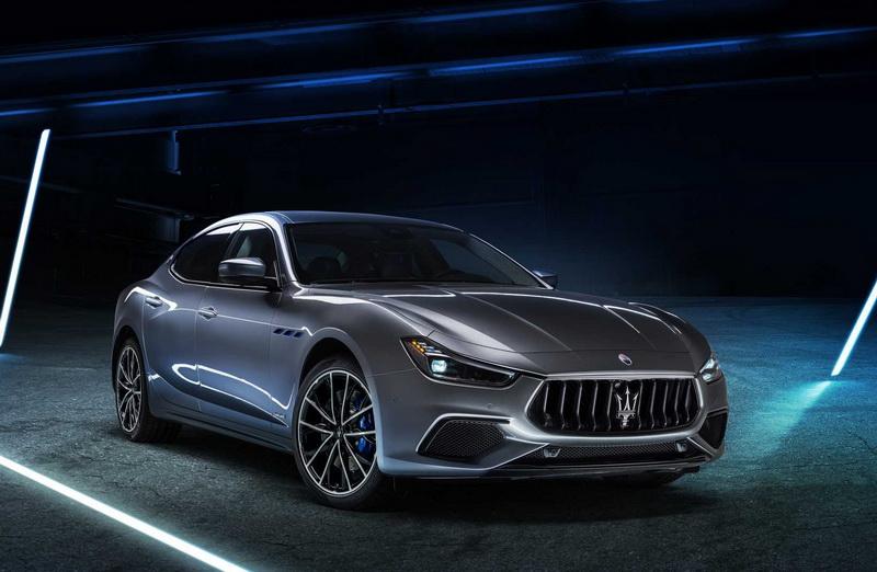 Maserati日前推出Ghibli Hybrid。