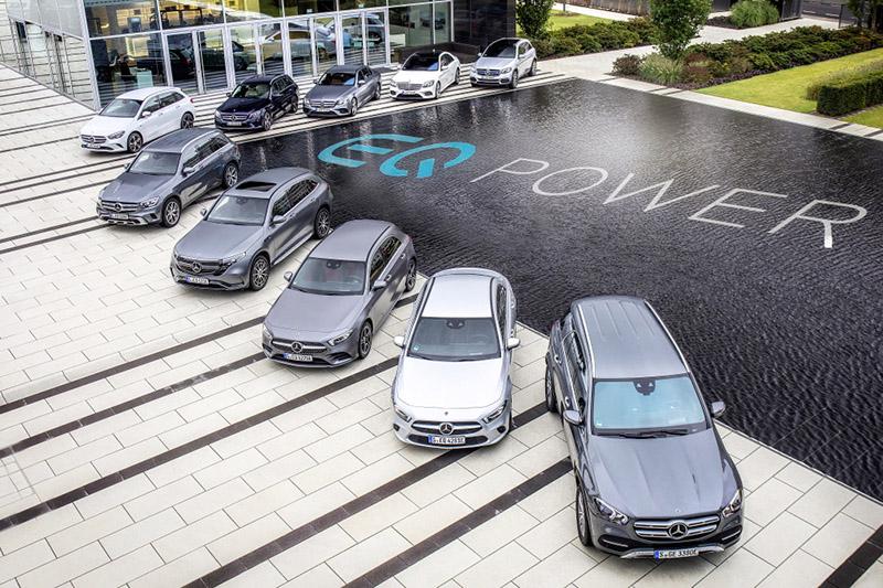 開發EQ電動子品牌讓賓士花費許多資金,不得不裁員縮減車型來降低成本。