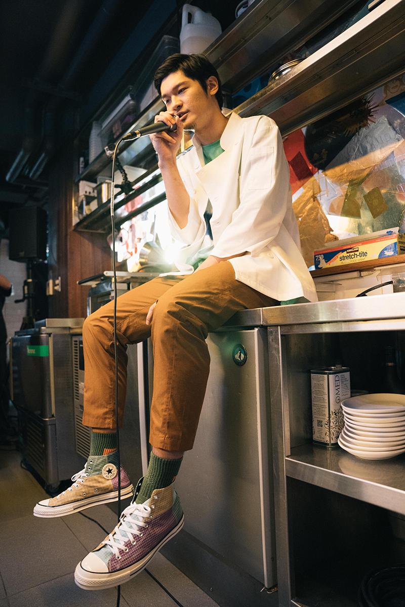 嘻哈廠牌顏社產出首位嘻哈金曲歌王Leo王。