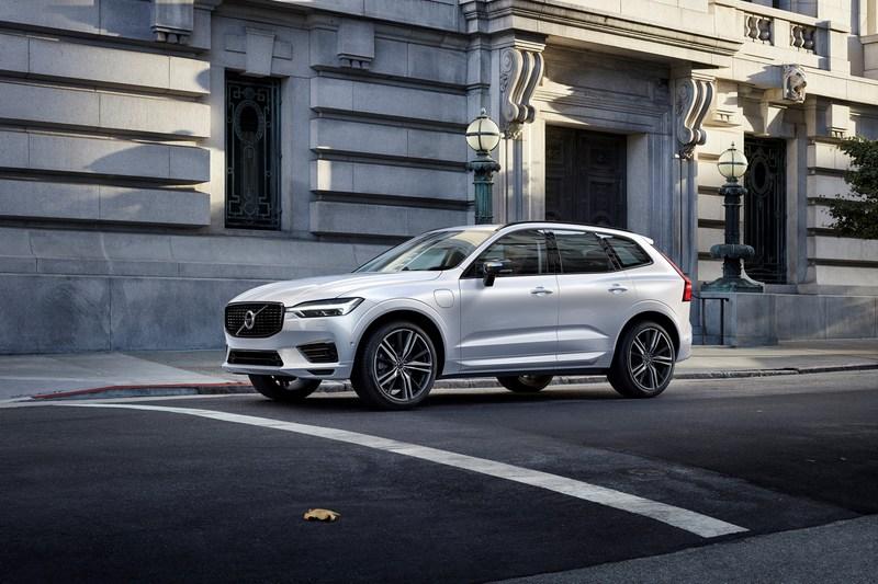 Volvo 7月銷售成長14.2%,當中XC40、XC60與XC90等休旅車包辦銷售前三名。