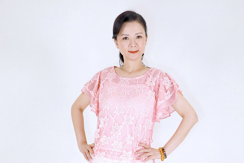 高欣欣睽違三年加入《多情城市》演出。