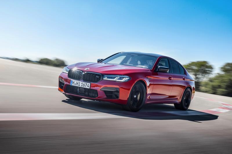 有消息傳出下一代BMW M5會有PHEV與純電車型。
