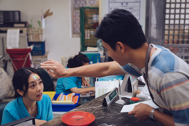 《消失的情人節》由劉冠廷(右起)與李霈瑜(大霈)主演。/牽猴子提供