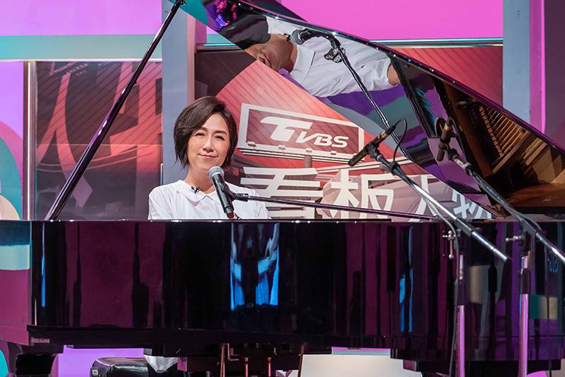 黃韻玲斜槓人生多了另一個任務,擔任即將開幕的台北流行音樂中心首位董事長。