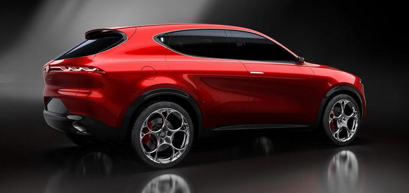 Alfa Romeo於2022年推出的電動跨界休旅車便是以e-2008平台打造。