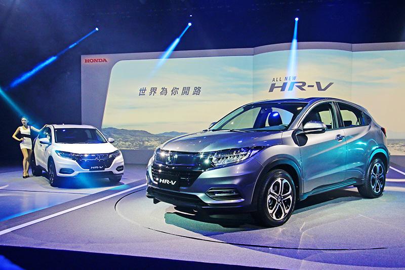對決同為1.8升自然進氣引擎的Honda HR-V,Corolla Cross有機會拉出少許價格優勢。