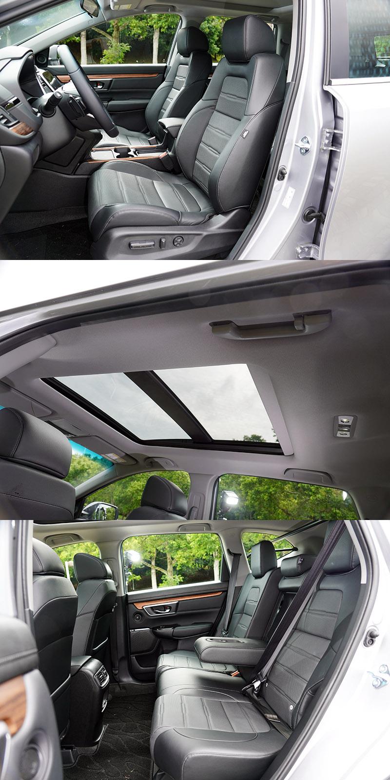 R-V在空間機能性與各項界面的操作就手度本來就是同級車中的優等生。