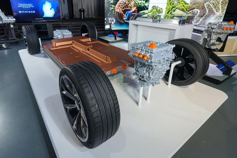 Honda日前與GM在北美組策略聯盟,除搭載BEV3平台與Ultium電池還會進一步共享平台、引擎與採購等多方合作。