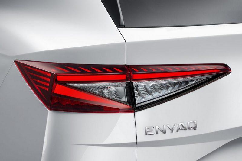 Skoda預計2021年會推出Enyaq iV Coupe。
