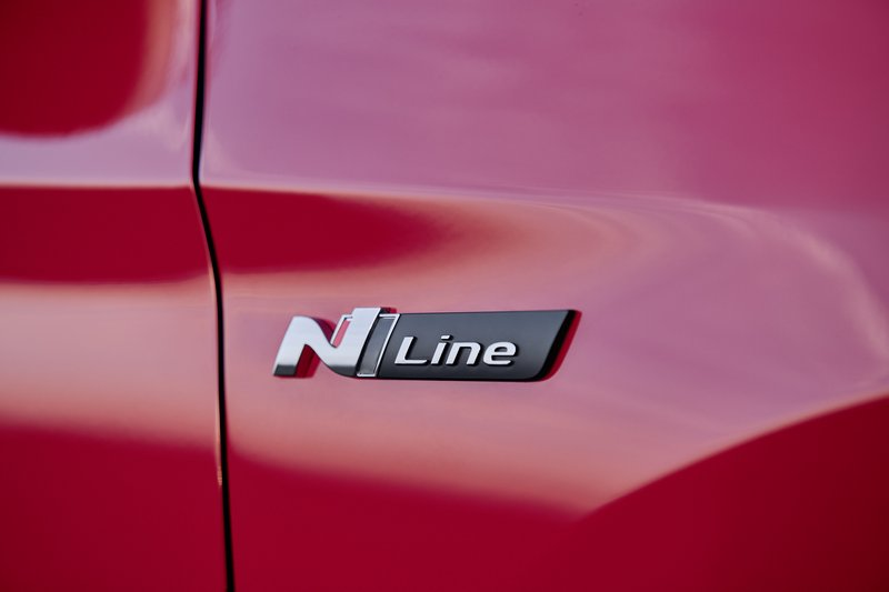 傳聞新世代Tucson N Line將有230匹馬力,Tucson N更有高達290匹表現。