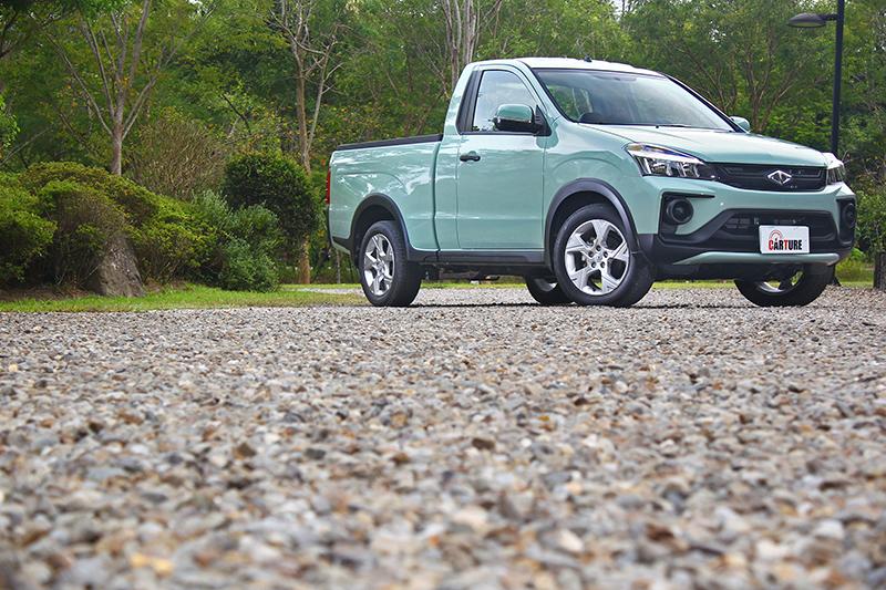 中華汽車穩定中求新求變,這次推出的Zinger Pickup便是一個相當創新的概念